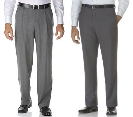Pleats-vs.-Flat-Front